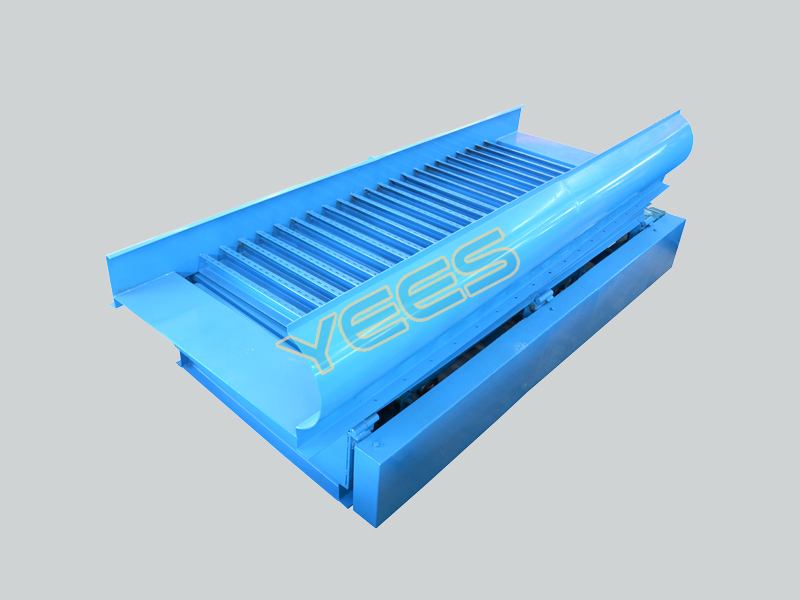 Vibrating Sluice Box