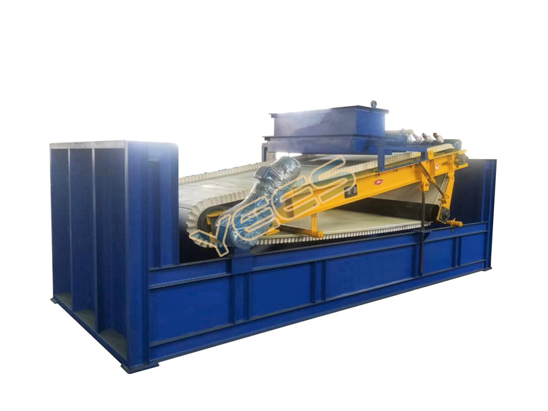 Wet High Intensity Belt Magnetic Separator