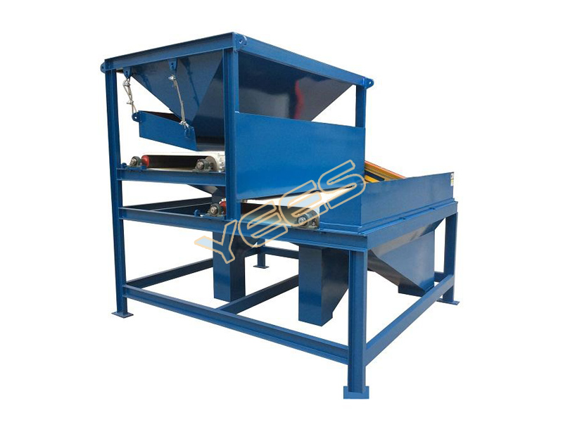 Dry High Intensity Magnetic Separator